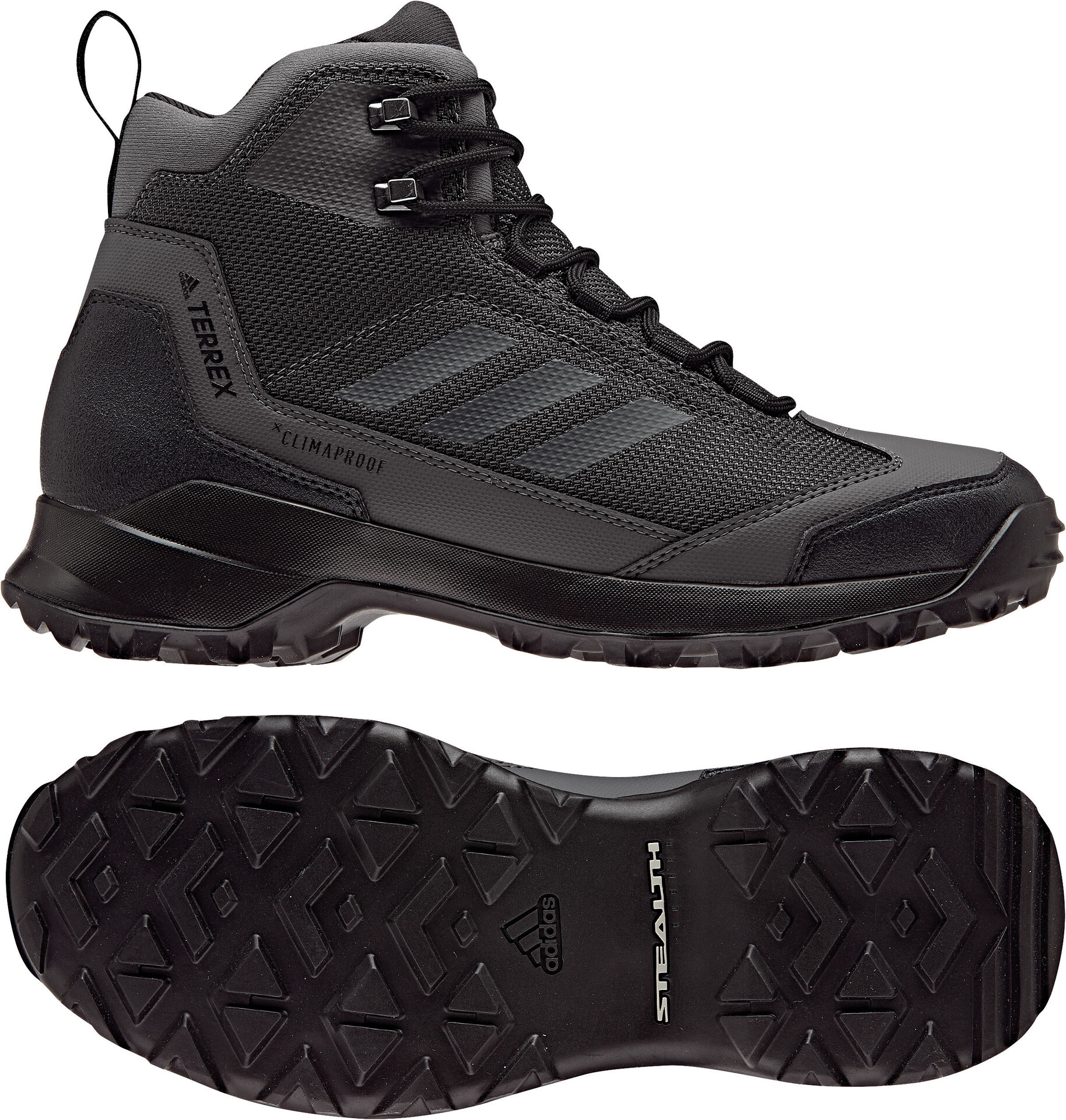 adidas TERREX Heron Chaussures hiver montantes Homme, core